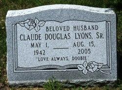 Sr Claude Douglas Lyons