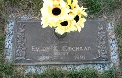 Emery K Shorty Cochran
