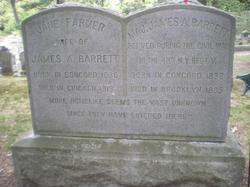 Jane <i>Farmer</i> Barrett