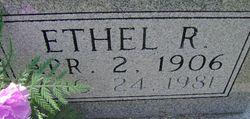 Ethel <i>R.</i> Beckham