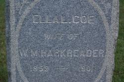 Ella <i>Coe</i> Harkreader