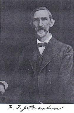 Rev Francis Thomas Jefferson Frank Brandon
