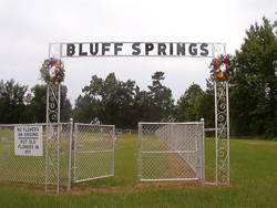 Bluff Springs Cemetery