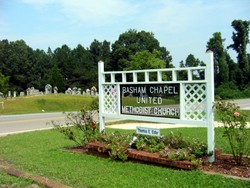 Basham Chapel United Methodist Church Cemetery