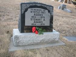 Stewart Alexander Stew Adams