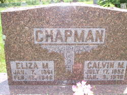 Calvin Morgan Cal Chapman