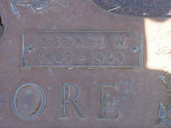 George William Kenemore, Sr