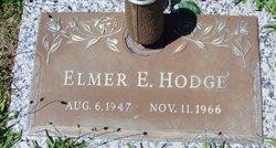 Elmer Eugene Hodge