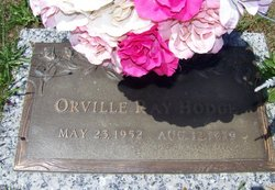 Orville Ray Hodge