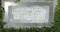 Helen Louise <i>Bennett</i> Abbott