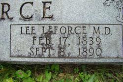 Dr Lee LeForce