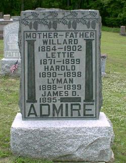 George Willard Admire