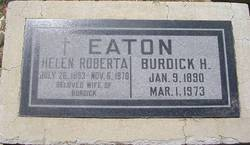 Helen Roberta <i>Smith</i> Eaton