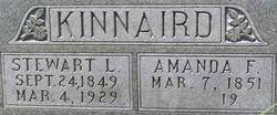 Amanda F. Kinnaird