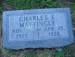 Infant Charles E. Mattingly