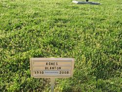 Agnes Blanton