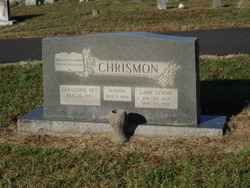 Geraldine <i>Key</i> Chrismon