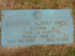 Kenneth Albert Davis