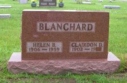 Helen Belle <i>Alexander</i> Blanchard