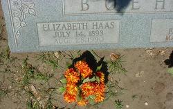 Elizabeth <i>Haas</i> Boehm