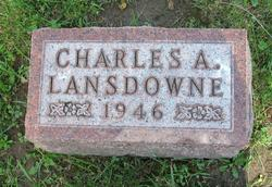 Charles Albert Lansdowne