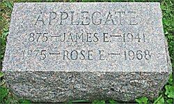 James Evertt Applegate