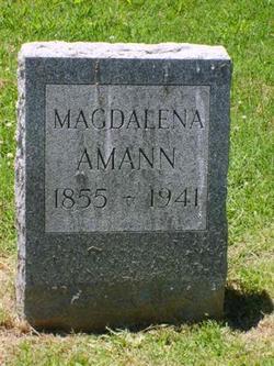 Magdalena Amann