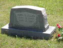 Jonn E Allen