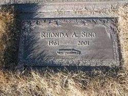 Rhonda Bertha Faye Singh