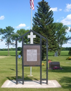 Lower Wild Rice and Red River Cemetery