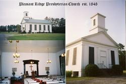 Pleasant Ridge Church Cemetery