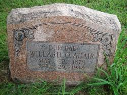 Willard Othelia Harris Adair