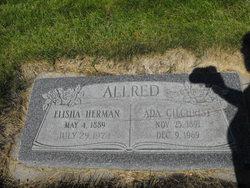 Ada May <i>Gilchrist</i> Allred