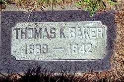 Thomas Kime Tom Baker