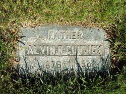 Alvin Roger Cundick