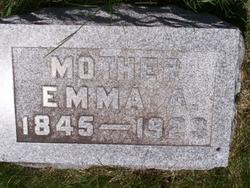 Emma Jane <i>Albrook</i> Tilden