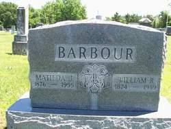 Matilda Joesphine <i>Sipe</i> Barbour
