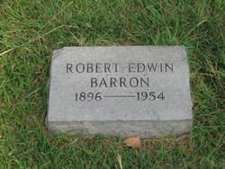 Robert Edwin Barron