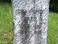 George Jackson Liles