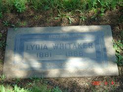 Lydia <i>Steckley</i> Whitaker