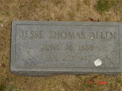 Jesse Thomas Allen