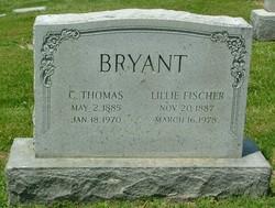 Lillie <i>Fischer</i> Bryant