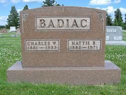 Charles W. Badiac