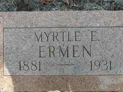 Myrtle E. Ermen