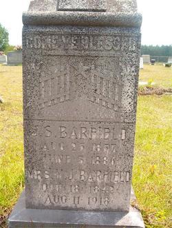 M. J. Barfield