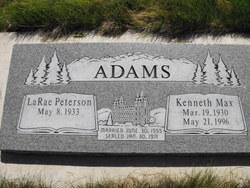 Kenneth Max Adams