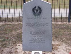Sarah <i>Seely</i> DeWitt