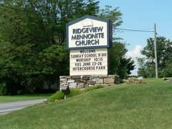 Ridgeview Mennonite Church Cemetery