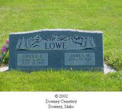 Oriole Ellen <i>England</i> Lowe