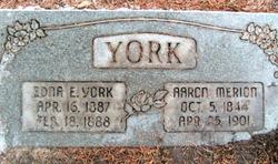 Edna E. York